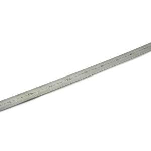 Линейка измерительная  300х25.4мм металлическая ЧИЗ*