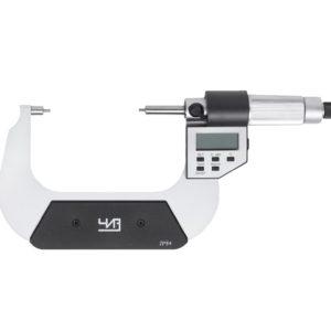 Микрометр с мал.изм.губ. МКЦ-МП- 75 0,001 электр. ЧИЗ*